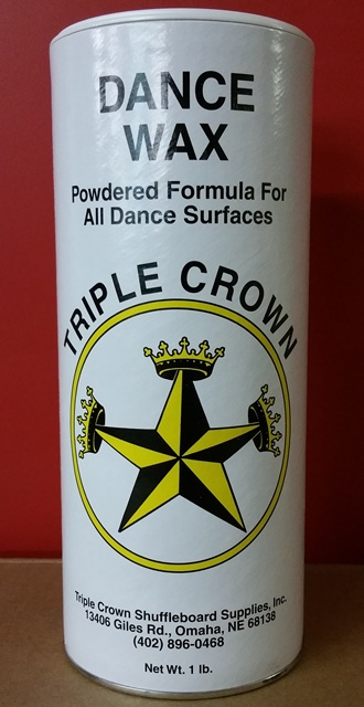 Triple Crown Dance Wax