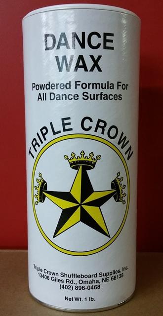 Triple Crown Dance Wax Dance Floor Wax Triple Crown 5 95