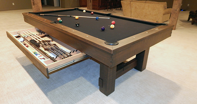 7 Ways to Keep Your New Pool Table in Tiptop Shape  | Pool Tables Lubbock, TX